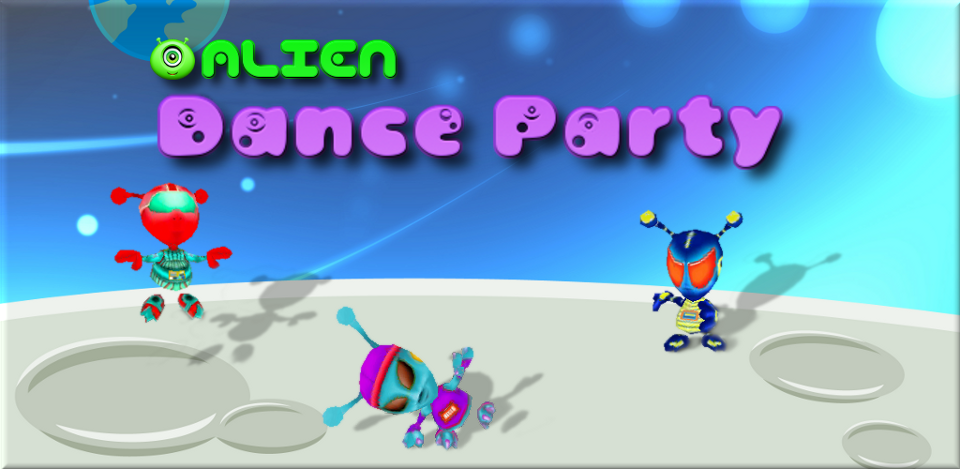 Alien Dance Party